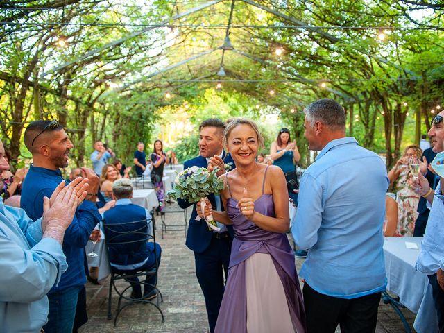 Il matrimonio di Stefano e Florentina a Macerata, Macerata 60