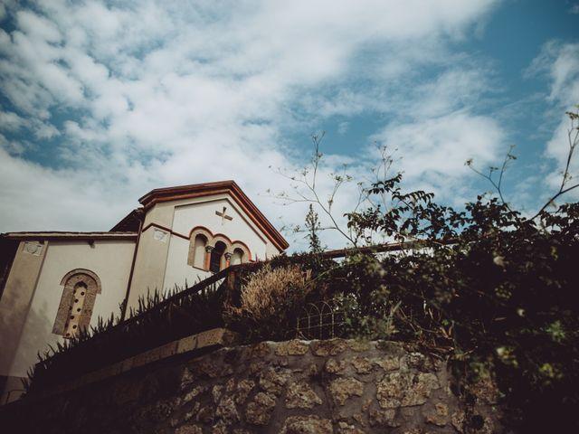 Il matrimonio di Antonello e Yuka a Orvieto, Terni 2