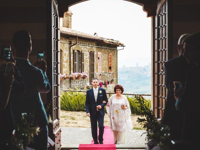 Il matrimonio di Antonello e Yuka a Orvieto, Terni 9