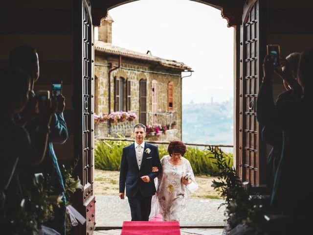 Il matrimonio di Antonello e Yuka a Orvieto, Terni 10