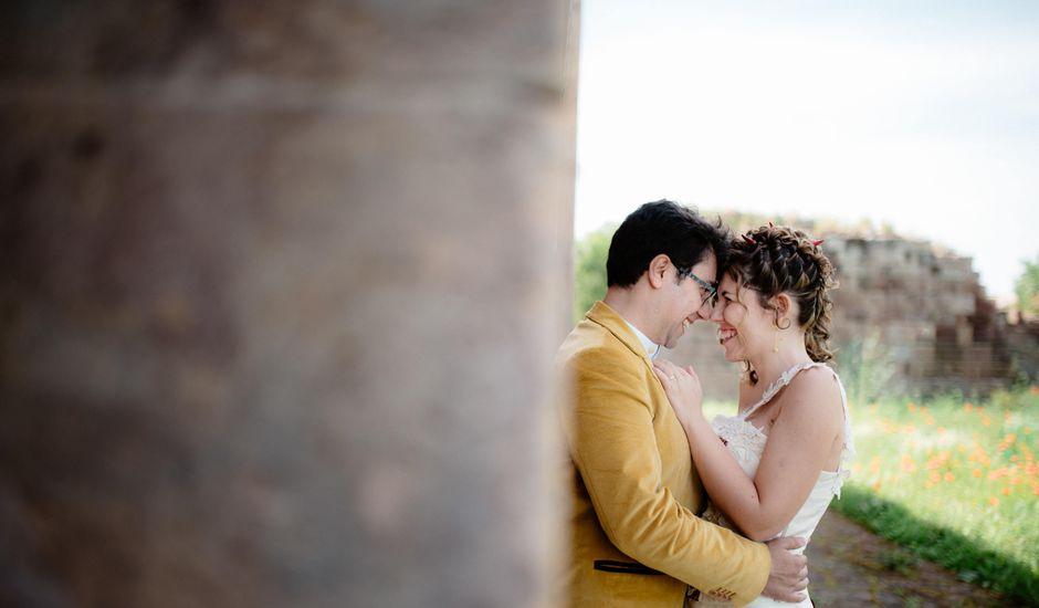 Il matrimonio di Enzo e Anna a Ozieri, Sassari