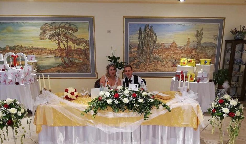 Il matrimonio di Giuseppe  e Stefania  a Barberino di Mugello, Firenze