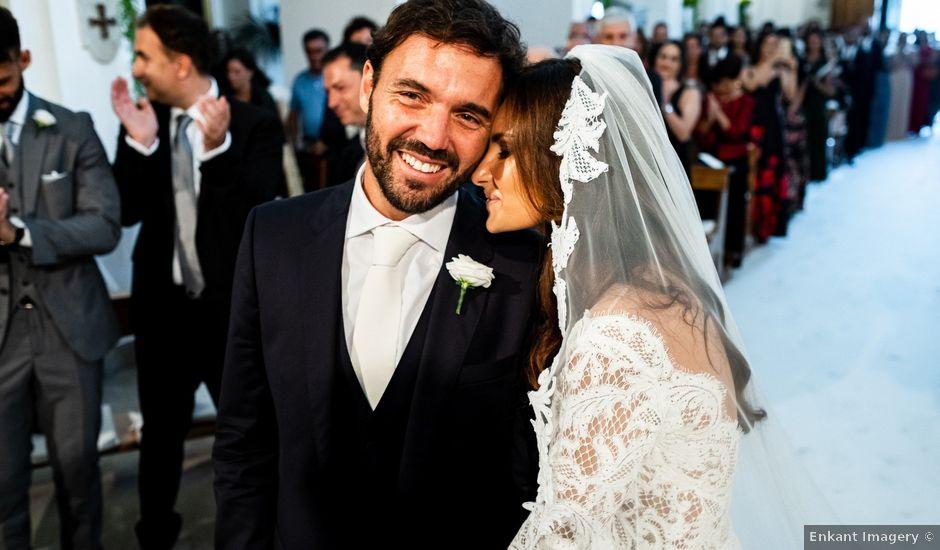 Il matrimonio di Enrico e Daria a Riposto, Catania