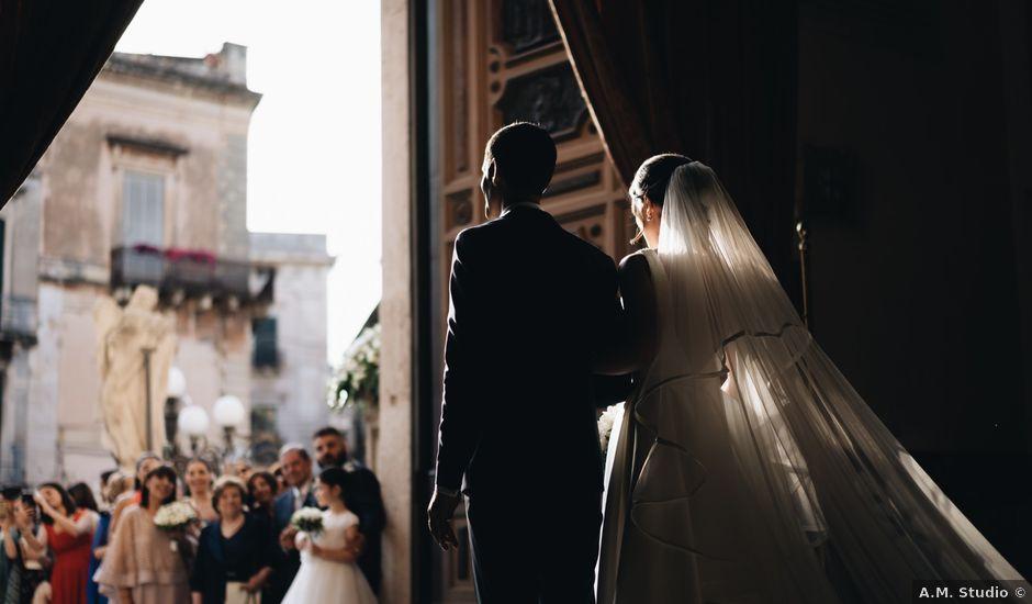 Il matrimonio di Federica e Domenico a Acireale, Catania