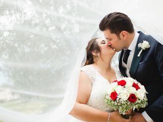 Le nozze di Chiara e Tomaso