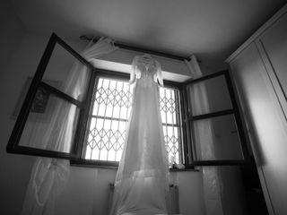 Le nozze di Chiara e Francesco 1