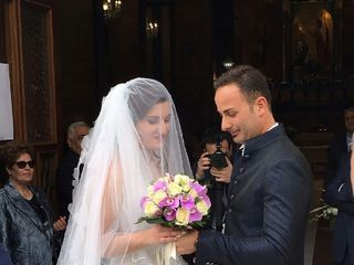 Le nozze di Santina  e Vincenzo  1