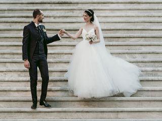 Le nozze di Nilde e Manuel