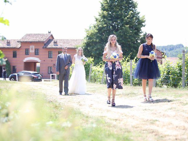Il matrimonio di Francesco e Silvia a Piobesi d'Alba, Cuneo 11