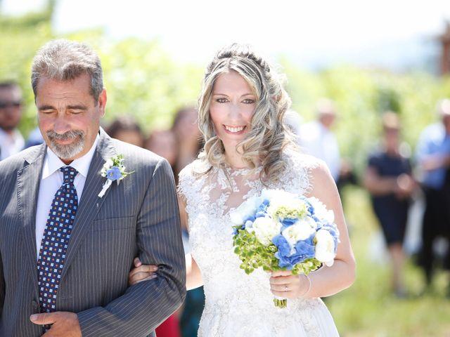 Il matrimonio di Francesco e Silvia a Piobesi d'Alba, Cuneo 12