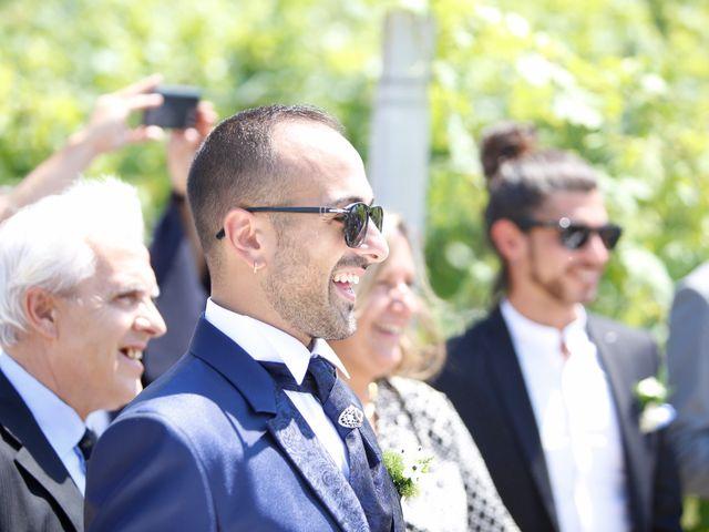 Il matrimonio di Francesco e Silvia a Piobesi d'Alba, Cuneo 13