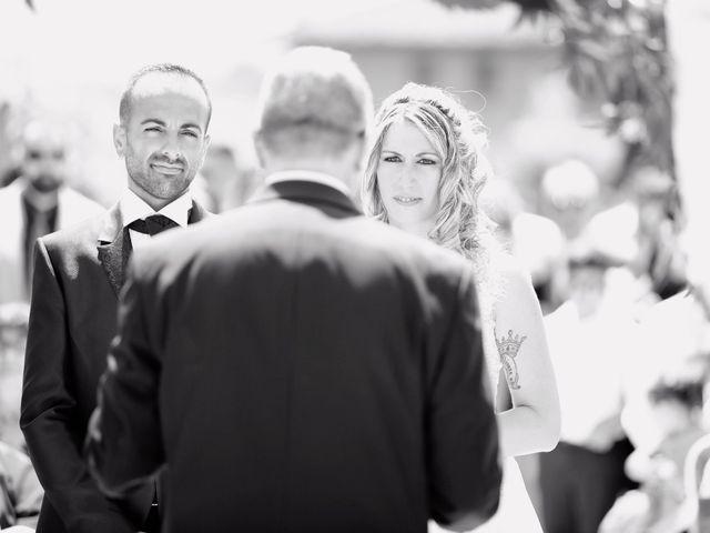 Il matrimonio di Francesco e Silvia a Piobesi d'Alba, Cuneo 15