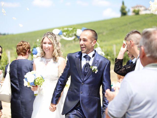 Il matrimonio di Francesco e Silvia a Piobesi d'Alba, Cuneo 19