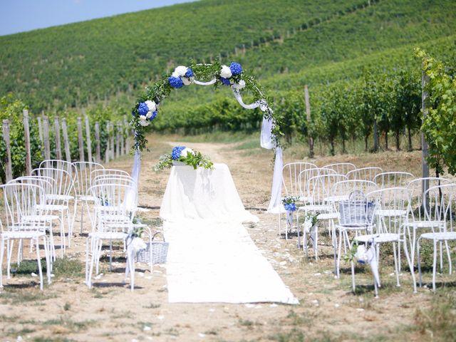 Il matrimonio di Francesco e Silvia a Piobesi d'Alba, Cuneo 20
