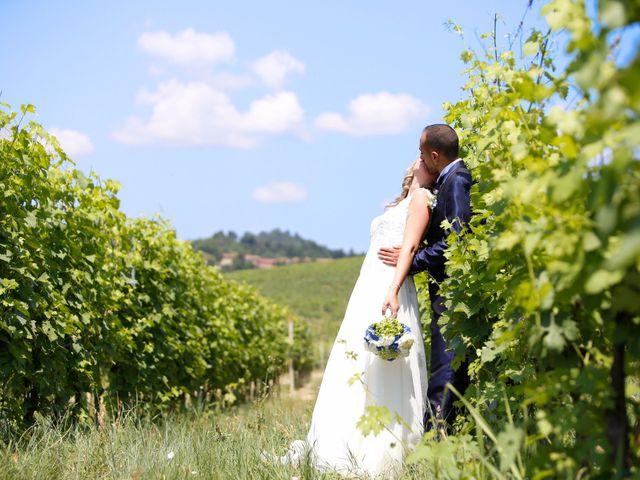 Il matrimonio di Francesco e Silvia a Piobesi d'Alba, Cuneo 21