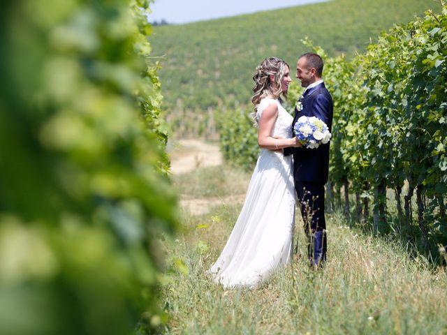 Il matrimonio di Francesco e Silvia a Piobesi d'Alba, Cuneo 23
