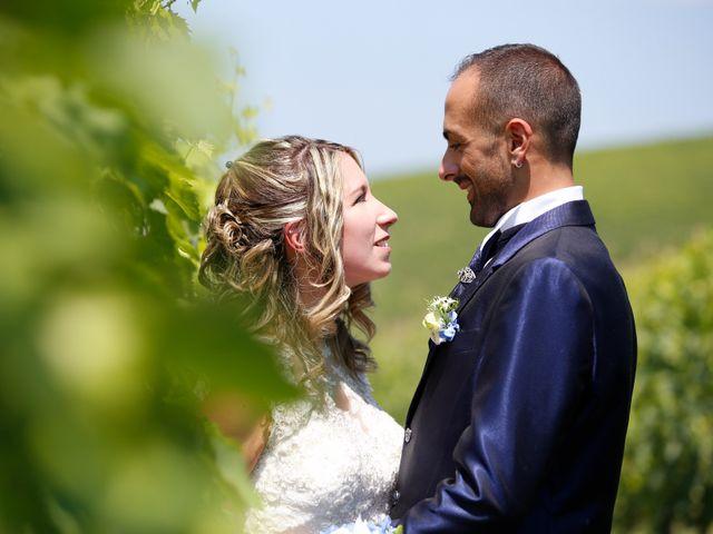 Il matrimonio di Francesco e Silvia a Piobesi d'Alba, Cuneo 24