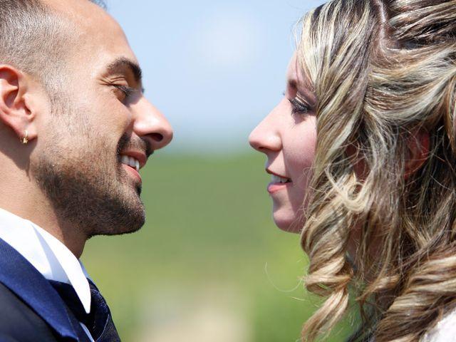 Il matrimonio di Francesco e Silvia a Piobesi d'Alba, Cuneo 25