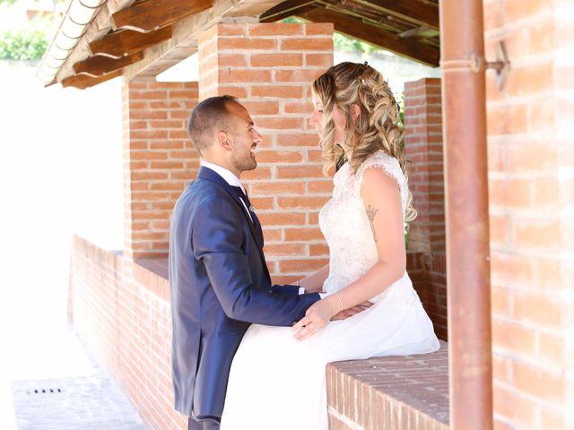Il matrimonio di Francesco e Silvia a Piobesi d'Alba, Cuneo 29