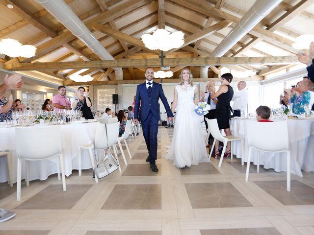 Il matrimonio di Francesco e Silvia a Piobesi d'Alba, Cuneo 30