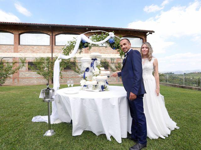 Il matrimonio di Francesco e Silvia a Piobesi d'Alba, Cuneo 35