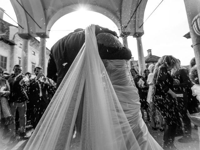 Il matrimonio di Ignazio e Alessandra a Soriso, Novara 1