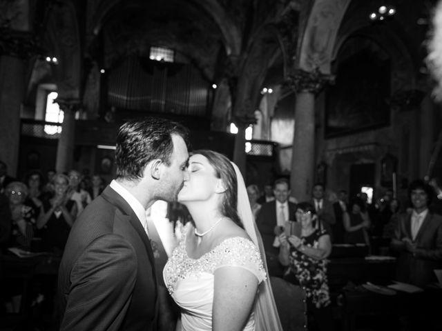 Il matrimonio di Ignazio e Alessandra a Soriso, Novara 5