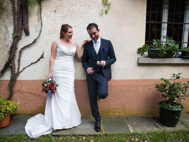 Il matrimonio di Ignazio e Alessandra a Soriso, Novara 6