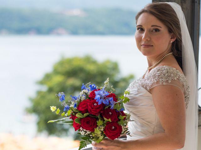 Il matrimonio di Ignazio e Alessandra a Soriso, Novara 9