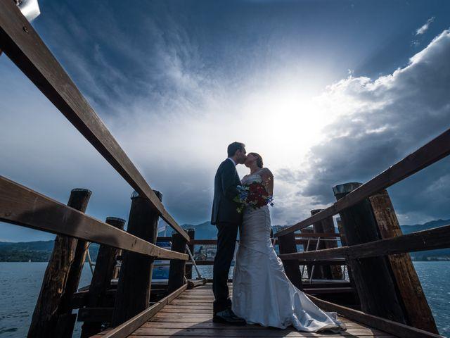 Il matrimonio di Ignazio e Alessandra a Soriso, Novara 12