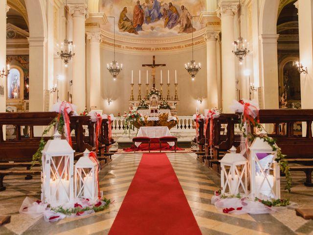 Il matrimonio di Tomaso e Chiara a Lucca, Lucca 16