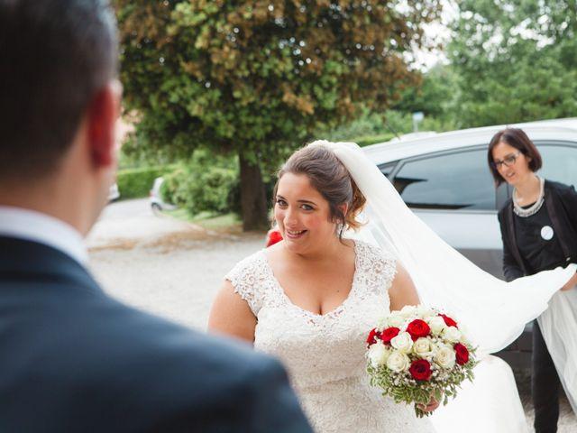Il matrimonio di Tomaso e Chiara a Lucca, Lucca 18