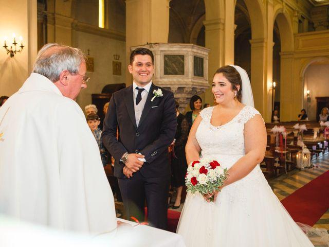 Il matrimonio di Tomaso e Chiara a Lucca, Lucca 20