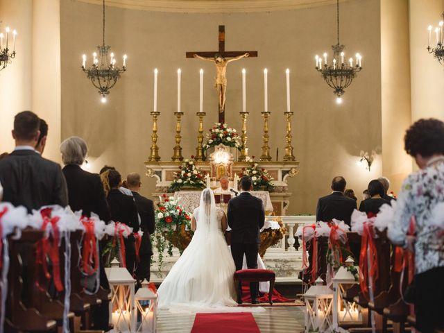 Il matrimonio di Tomaso e Chiara a Lucca, Lucca 21