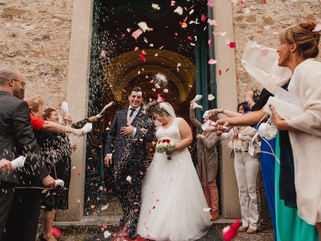 Il matrimonio di Tomaso e Chiara a Lucca, Lucca 25