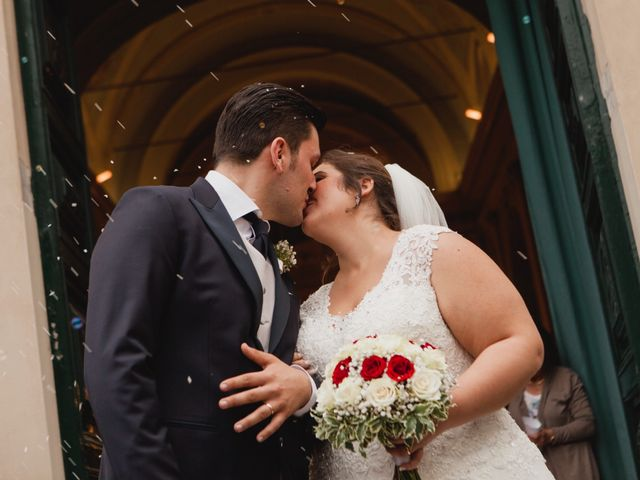Il matrimonio di Tomaso e Chiara a Lucca, Lucca 26