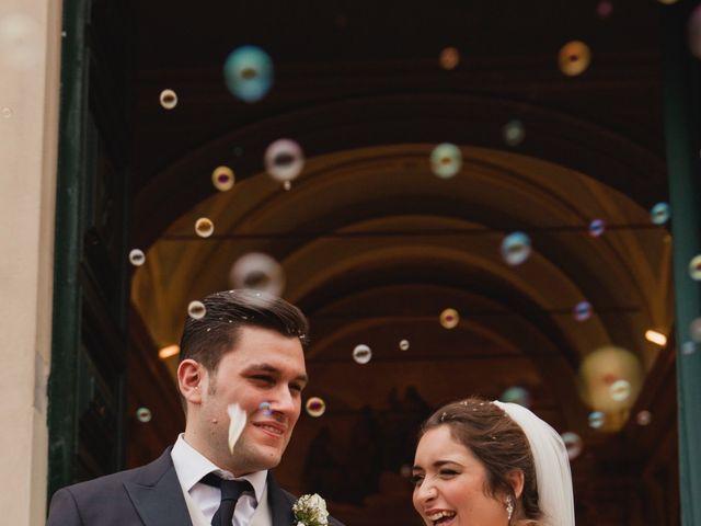 Il matrimonio di Tomaso e Chiara a Lucca, Lucca 27