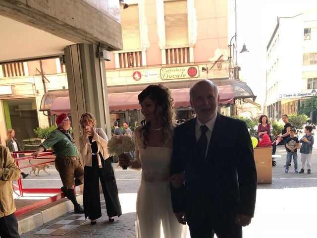 Il matrimonio di Matteo e Roberta  a Massa, Massa Carrara 6