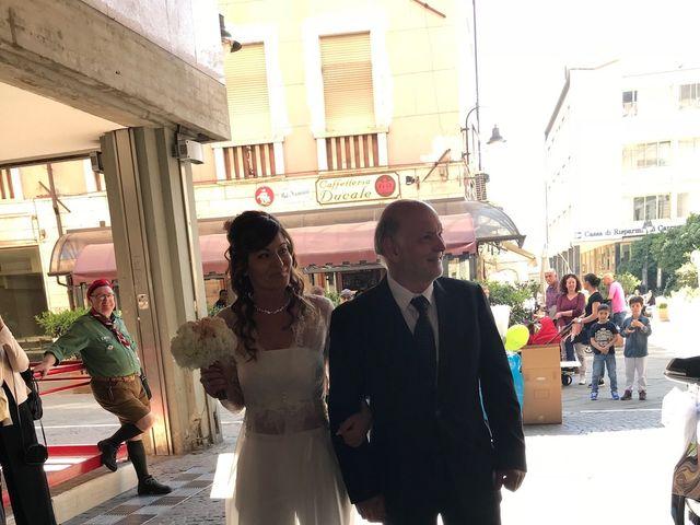 Il matrimonio di Matteo e Roberta  a Massa, Massa Carrara 8