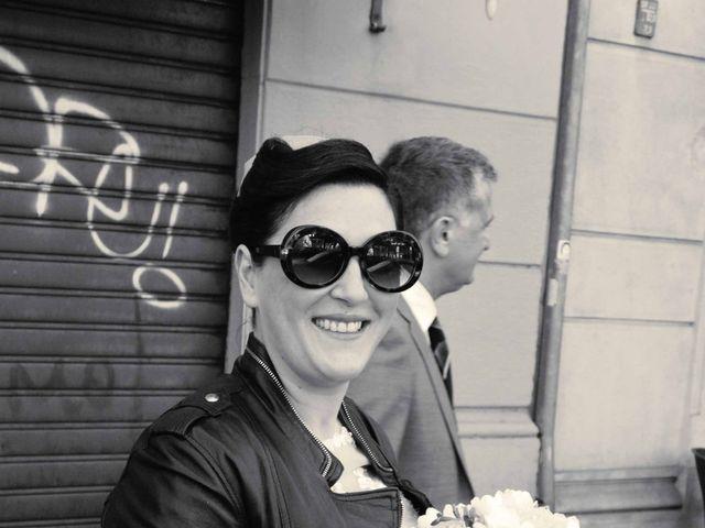 Il matrimonio di Davide e Chantal a Milano, Milano 5