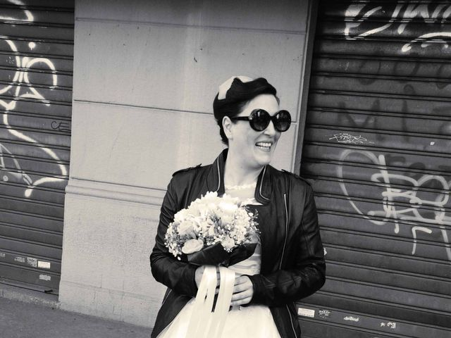 Il matrimonio di Davide e Chantal a Milano, Milano 6