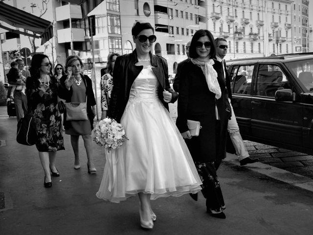Il matrimonio di Davide e Chantal a Milano, Milano 8