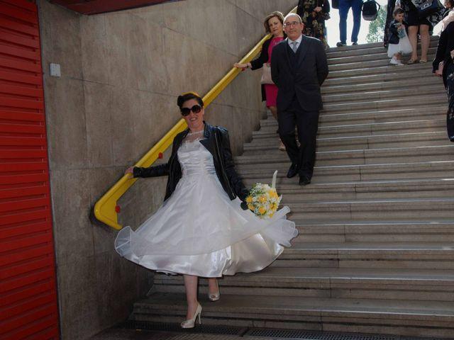 Il matrimonio di Davide e Chantal a Milano, Milano 11
