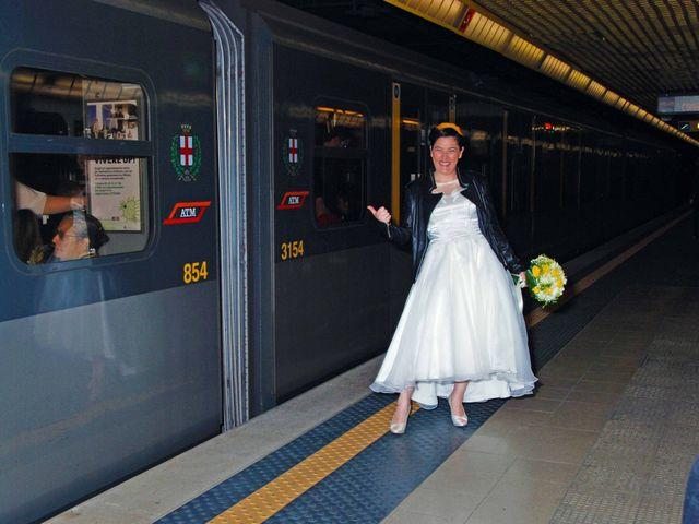 Il matrimonio di Davide e Chantal a Milano, Milano 13