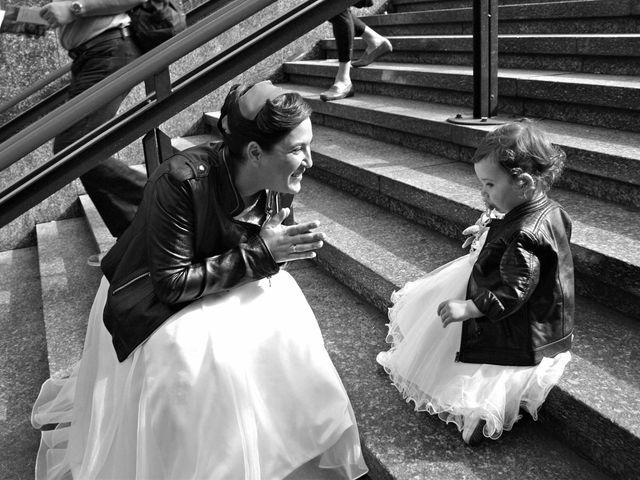 Il matrimonio di Davide e Chantal a Milano, Milano 15