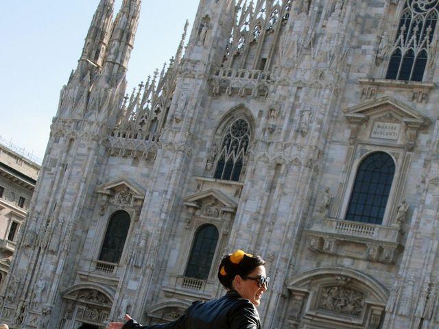 Il matrimonio di Davide e Chantal a Milano, Milano 19