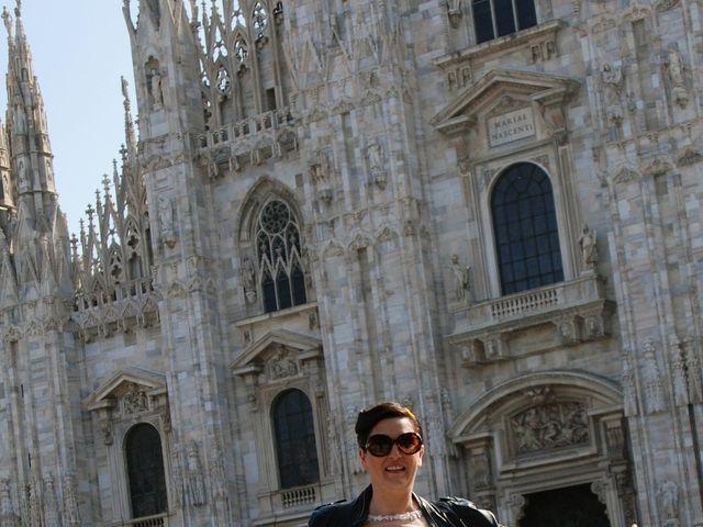 Il matrimonio di Davide e Chantal a Milano, Milano 20