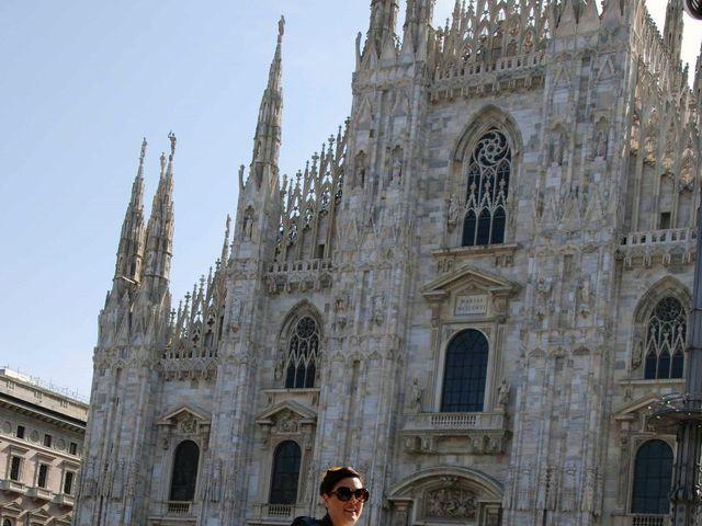 Il matrimonio di Davide e Chantal a Milano, Milano 21