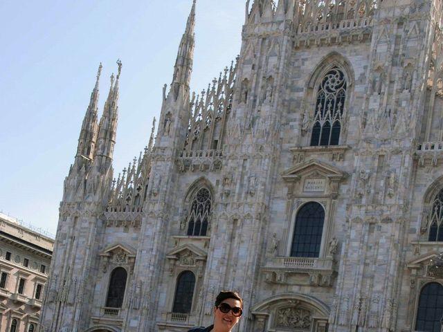 Il matrimonio di Davide e Chantal a Milano, Milano 22