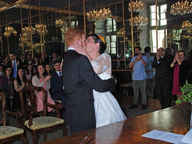 Il matrimonio di Davide e Chantal a Milano, Milano 26
